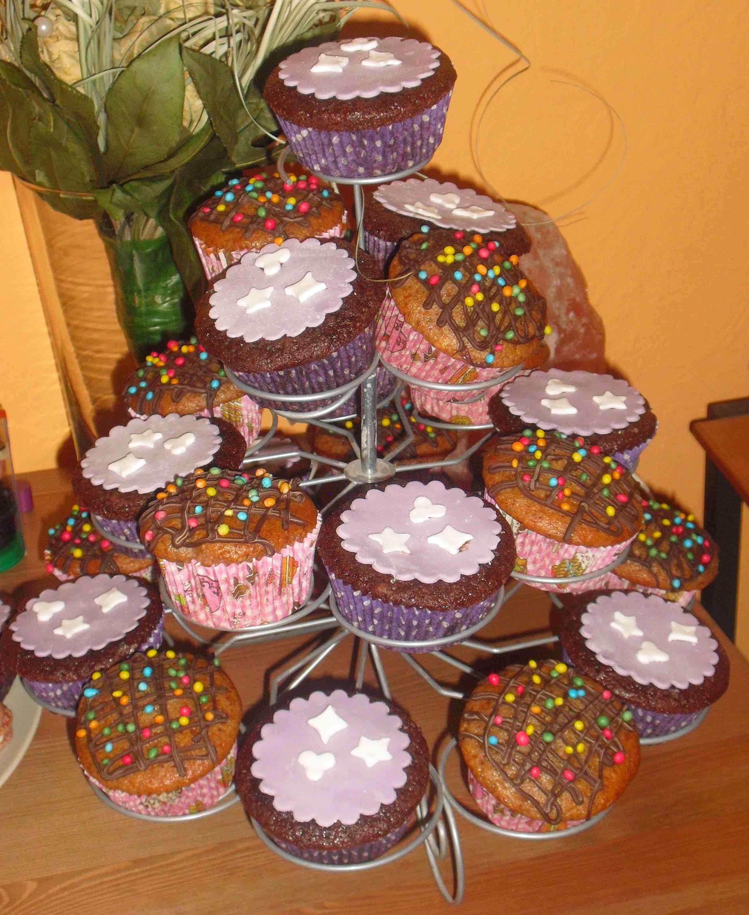 Muffin-Ständer