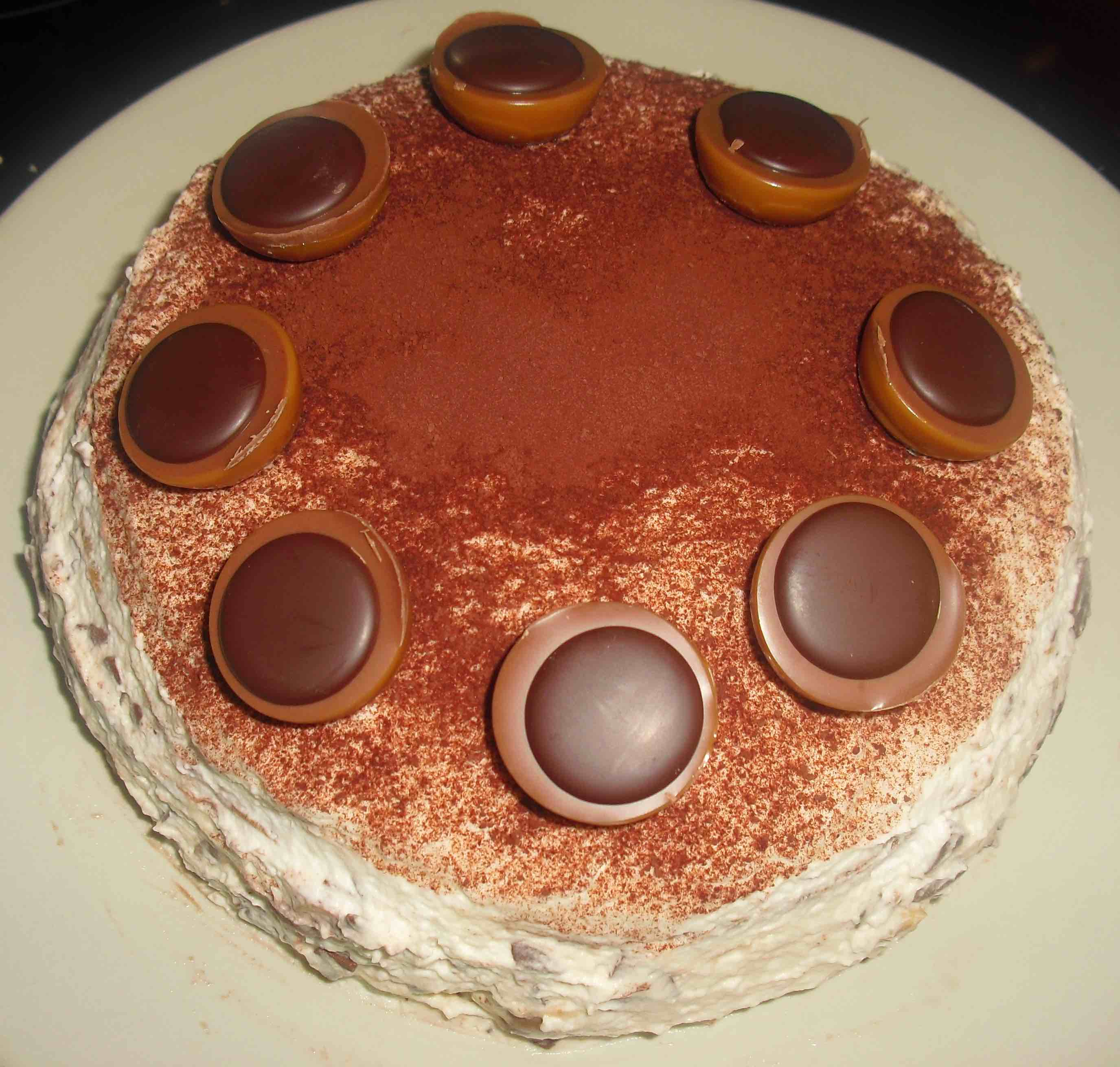 Torte ganz
